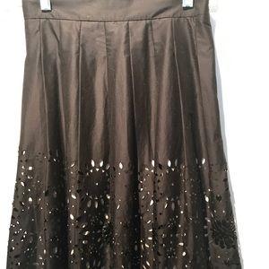 DKNY A Line skirt.